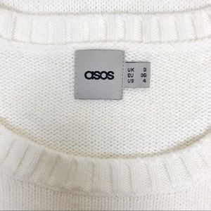 ASOS Sweaters - ASOS Unicorn Pullover Sweater White US 4